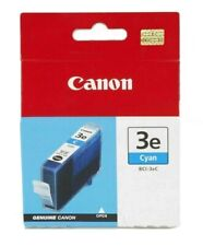 CANON BCI-3EC GENUINE CYAN 3EC INK CARTRIDGE PIXMA IP3000 4000 4000R 5000 MP780
