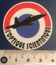 """sticker """"Optique scientifique - Gueneau"""""""
