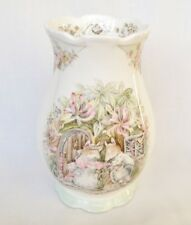 GRANDE Brambly Hedge Estate Gainsborough VASO - 1st