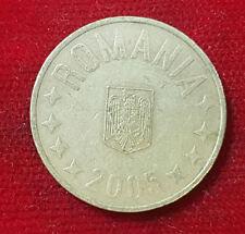 50 Bani 2005 Münze Coin Rumänien Romania