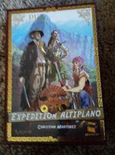 Expedition Altiplano christian martinez card game exploration adventure