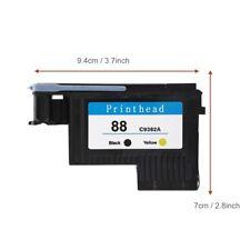Druckkopf für HP 88 C9381A für K5300 K8600 L7380 Series (Schwarz / Gelb) ✪