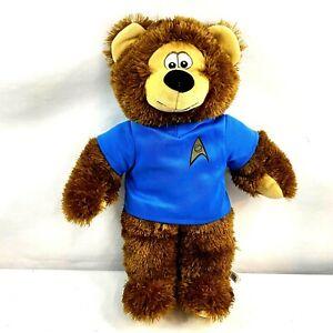 "Star Trek Dr. McCoy Teddy Bear Plush 20"" Toy Factory 2011 11-028"