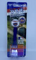 NY Mets Logo Pez Dispenser Mets Baseball Pez Dispenser w/Feet MLB Pez NIB