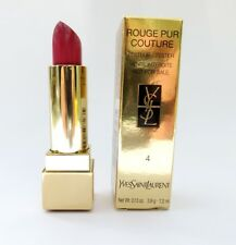 YSL ROUGE PUR COUTURE 4 ROUGE VERMILLON NEW & BOXED PLEASE READ £12.99 FREE POST