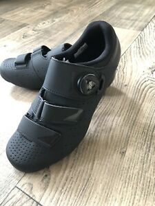 Shimano Dynalast RP4 SH-RP400 SPD SL Cycle Shoes UK4(23.8cm) black £110 new
