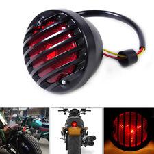 Motorcycle Rear Tail Light Stop Lamp For Harley Chopper Bobber Cafe Racer Custom