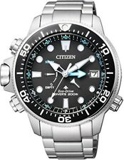 2018 NEW Citizen Watch PROMASTER Marine Eco-Drive Aqualand 200m BN2031-85E Men's