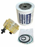 SUZUKI//RACOR OUTBOARD FUEL WATER SEPERATOR BOWL AND DRAIN 99105-20004-BWL