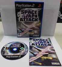 Console Gioco Game SONY Playstation 2 PSX2 PS2 PAL Play SPACE WAR ATTACK - 505 -