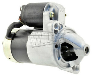 Remanufactured Starter  Wilson  91-20-3555
