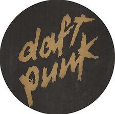 Coppia Di Panni Antistatici per Giradischi Slipmats Technics Daft Punk