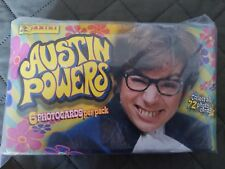 AUSTIN POWERS 1999 MOVIE  PHOTO CARDS MIKE MYERS COLLECTIBLE 36 PACKS