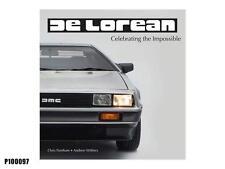 """DMC - DeLorean """"Celebrating the Impossible"""" Book"""