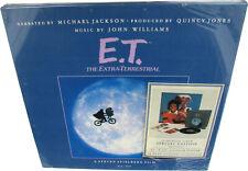 "Michael Jackson Coffret ET E.T. Storybook 33t 12"" LP Record Box Set USA 1982 NEW"