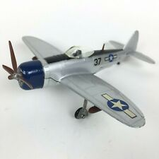 Rare Dinky P-47 Thunderbolt Plane, Made In England - Nice Condition