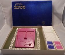 Vintage 1968 Charades Well Known Party Game By Selchow & Righter MADE IN USA