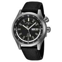 Ball Men's Engineer Master Black Dial Black Nylon Automatic Watch DM1022A-N3J-BK