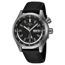 BALL DM1022A-N3J-BK Engineer Master II Sportsman mens Swiss watch