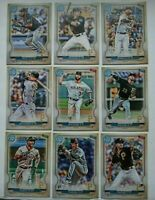 2020 Topps Gypsy Queen Pittsburgh Pirates Base Team Set 9 Baseball Cards