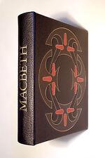 SHAKESPEARE. MACBETH. 20 LITHOGRAPHIES DE CHARLES MATTON-PASCALINI. 1983