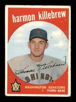 1959 Topps Set Break # 515 Harmon Killebrew GD *OBGcards*