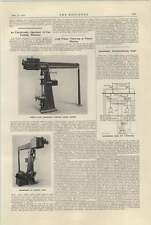 1922 Boirault Automatic Railway Coupling