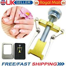 Professional Ingrown Toe Nail Correction Tool Manicure Pedicure Clipper Care Kit