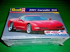 Revell, 2001 Corvette Z06, Model Car Kit #85-2588, 1:25, New & Factory Sealed!!