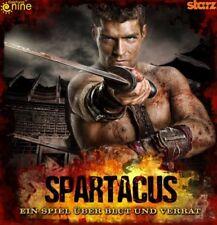 Spartacus Blut und Verrat - das Brettspiel Neu&ovp