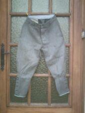 pantalon de chasse ancien en velours cotelé.