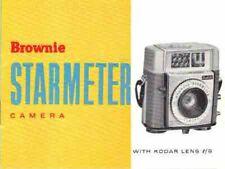 Brownie Starmeter Camera Original Instruction Manual (Ko141)