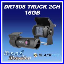 BlackVue DR750S-2CH TRUCK 16GB  Full HD Waterproof Night Vision  Dash Cam Camera