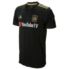 Adidas LAFC Los Angeles FC YoutubeTV MLS 2018 Jersey Men's Size Small
