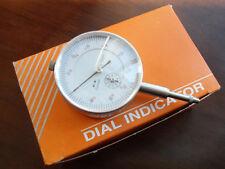 Brand New 0-10mm Dial Indicator 0.01mm Grad, Precision Oscillation Lathe Tester