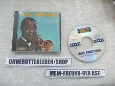 CD Jazz Louis Armstrong - When The Saints Go Marchin In (12 Song) STARLITE