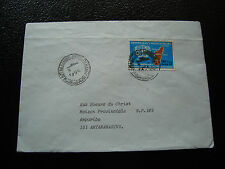 MADAGASCAR - enveloppe 1996 (cy29)
