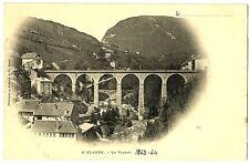 CPA 39 Jura Saint-Claude le Viaduc