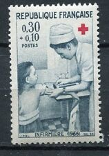 FRANCE TIMBRE NEUF N° 1509  ** CROIX ROUGE INFIRMIERE