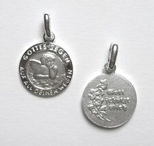 Gott Schütze Dich in Echte Edelmetall Halsketten & Anhänger