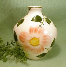WILDROSE - 1 herzförmige Blumenvase  - selten -