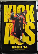 Kick-Ass Red Mist Bus Shelter Movie Poster 48 x 72 Kick Ass Christopher Mintz