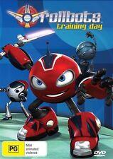 RollBots - Training Day : Vol 1 (DVD, 2010)