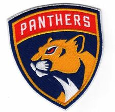 "FLORIDA PANTHERS PATCH - LIMITED EDITION - GOLD STYLE - 2016-2017 JERSEY 4"" SIZE"