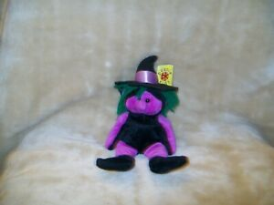 Beanie Kids ZELDA THE WITCH Beanie BK 072 First 100 Halloween