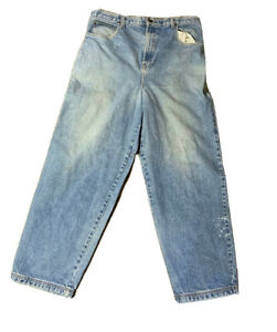 VTG Sir Benni Miles Men's Baggy Hip Hop Jeans Size 38 x 32
