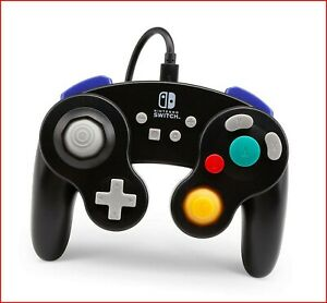 PowerA Wired Officially Licensed GameCube Style Controller/Super Smash Bros.