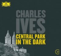 LEONARD BERNSTEIN/NYPO - CHARLES IVES-CENTRAL PARK IN THE DARK  CD  NEU