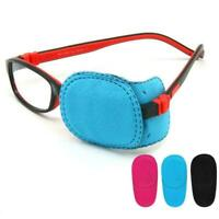 3 Pairs Amblyopia Eye Patch For Glasses Kids Strabismus Eye Patches Lazy Ne J4G5