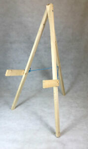 ASD Archery Target Stand Tripod Robust Wooden Fold Up A-Frame ** 1.35m **
